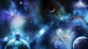 Space Planet 1920x1200 Wallpaper