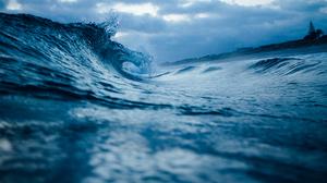 Ocean Sea Blue 5184x2916 Wallpaper