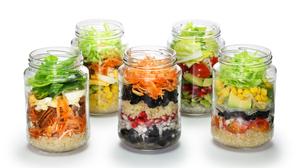 Vegetable Salad Tomato Carrot Nut Cucumber Pomegranate Lettuce Corn Beans 5490x3457 Wallpaper