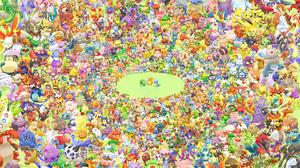 Pokemon Anime 2500x1875 Wallpaper
