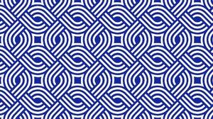 Abstract Pattern Geometry Fractal 1920x1080 Wallpaper