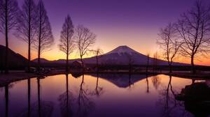 Fujiyama Japan Mount Fuji 2048x1481 Wallpaper