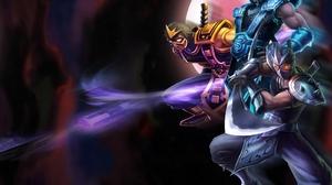 Shen League Of Legends 2560x1920 Wallpaper