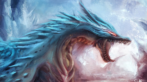 Fantasy Dragon 3840x2160 wallpaper