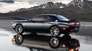 Vehicles Dodge Challenger RT 1680x1050 wallpaper