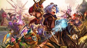 Elise League Of Legends Ezreal League Of Legends Jax League Of Legends Katarina League Of Legends Ka 3395x2400 Wallpaper