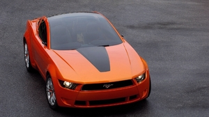 Vehicles Ford Mustang Giugiaro 1920x1080 Wallpaper
