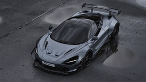 Car Mclaren Mclaren 720s Silver Car Sport Car Supercar Vehicle 5000x3000 wallpaper