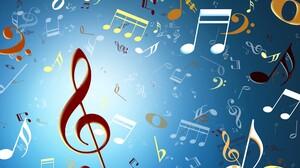 Musical Note 2560x1600 wallpaper