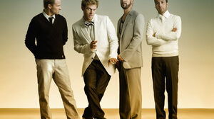 Backstreet Boys Band Man Singer Suit 1600x1200 Wallpaper