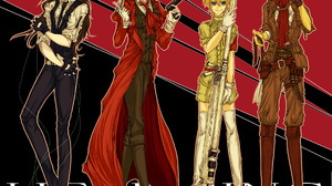 Anime Hellsing 1920x1536 Wallpaper