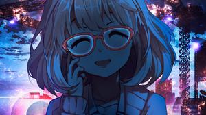 Anime Anime Girls Kuriyama Mirai Kyoukai No Kanata 1080x1920 wallpaper