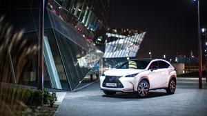 Car Lexus Lexus Nx Luxury Car Suv Vehicle White Car 4096x2731 Wallpaper