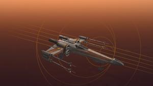 Video Games Star Wars Squadrons Star Wars X Wing 1920x1200 Wallpaper