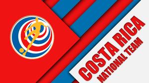 Costa Rica Soccer Logo Emblem 3840x2400 wallpaper