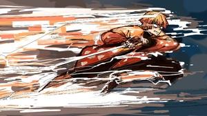 Zenitsu Agatsuma 2000x1200 wallpaper