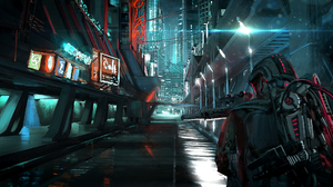 City Military Night Soldier Weapon 1920x1080 Wallpaper