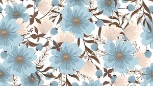 Artistic Flower 8334x6394 Wallpaper