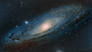 Galaxy Space Stars 2048x1329 wallpaper