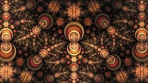 Artistic Ball Design Digital Art 1920x1080 Wallpaper