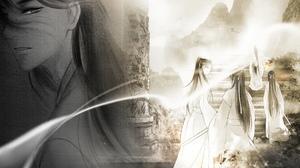 Wei Ying Wei Wuxian Lan Wangji Lan Zhan Lan Sizhui Lan Jingyi Lan Xichen Lan Huan 2560x1618 Wallpaper