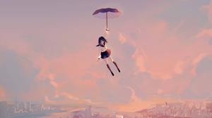 Flying 4677x2631 Wallpaper