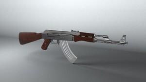 Weapons AK 47 1920x1080 Wallpaper