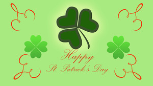 Clover St Patrick 039 S Day 2880x1800 Wallpaper