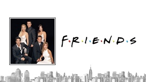 TV Show Friends 2000x1125 wallpaper