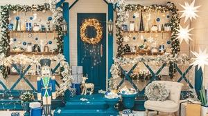 Christmas Christmas Ornaments 2200x1466 Wallpaper