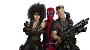 Cable Marvel Comics Deadpool Josh Brolin 8224x4626 Wallpaper