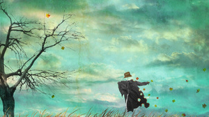 Season Halloween 1920x1200 Wallpaper