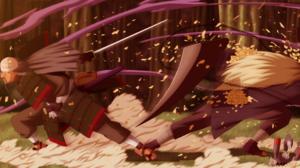 Hanzo Overwatch Mifune Naruto 3000x1300 Wallpaper