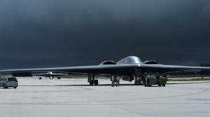 Northrop Grumman B 2 Spirit Stealth Guam Bomber Military Aircraft Military Base Military Military Un 4256x2832 Wallpaper