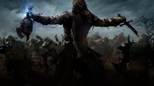 Video Game Middle Earth Shadow Of Mordor 1920x1200 Wallpaper