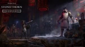 The Elder Scrolls Online The Elder Scrolls Online Stonethorn RPG PC Gaming Video Games 2020 Year 3840x2160 Wallpaper