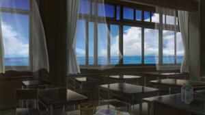 Classroom Cloud Sea Sky 2953x2079 Wallpaper