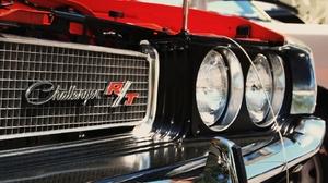 Vehicles Dodge Challenger RT 1379x900 wallpaper