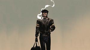 Logan James Howlett Marvel Comics Wolverine X Men 3840x2160 Wallpaper