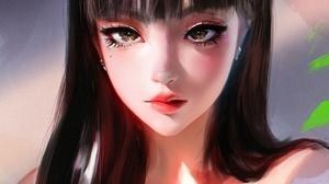 Liang Xing Digital Art ArtStation DeviantArt 1130x1600 Wallpaper