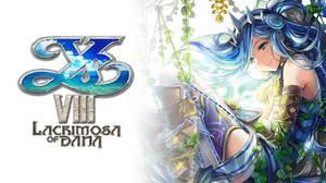 Video Game Ys Viii Lacrimosa Of DANA Viii Lacrimosa Of DANA  4458x2666 wallpaper