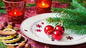 Candle Christmas Christmas Ornaments 1920x1200 Wallpaper