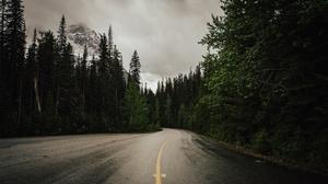 Man Made Road 3840x2400 wallpaper