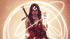 Dc Comics Woman Warrior 2602x1464 Wallpaper