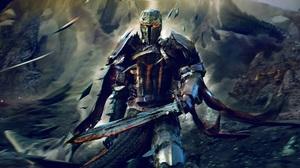Fantasy Knight 5124x2160 Wallpaper