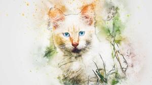Watercolor Artistic 3000x2000 wallpaper