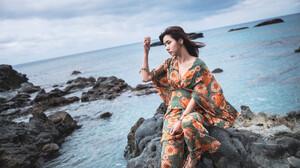 Women Asian 2048x1365 Wallpaper