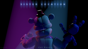 Video Game Five Nights At Freddy 039 S Sister Location 5961x3240 wallpaper