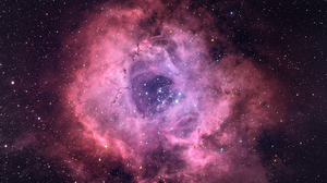 Cosmos Nebula Rosette Nebula Space Stars 2048x1465 Wallpaper