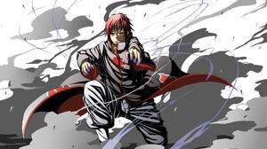 Akatsuki Naruto Sasori Naruto 2248x1288 wallpaper